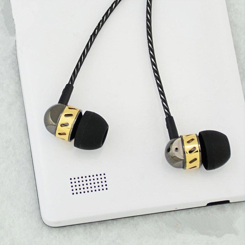 MGHUAKAI Profesyonel Kulaklık Dişli Metal Kulaklık Ile Iyi Ekstra - Taşınabilir Ses ve Görüntü - Fotoğraf 5