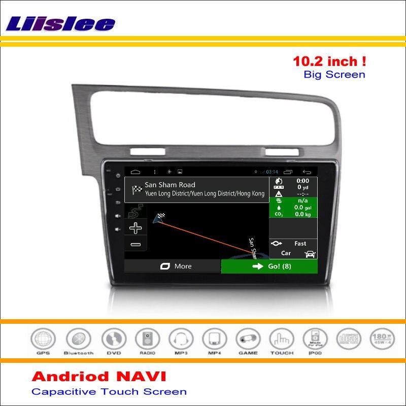 liislee car android gps navigation system for volkswagen. Black Bedroom Furniture Sets. Home Design Ideas