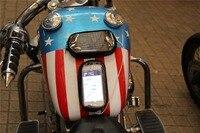 Freeshipping KODASKIN Navigation Black Oil Fuel Tank Bag Magnetic Motorcycle Motorbike Oil Fuel Tank Bag