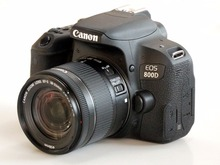 Canon 800D T7i DSLR Camera Body & EFS 18-55mm IS STM Lens (Hong Kong,China)
