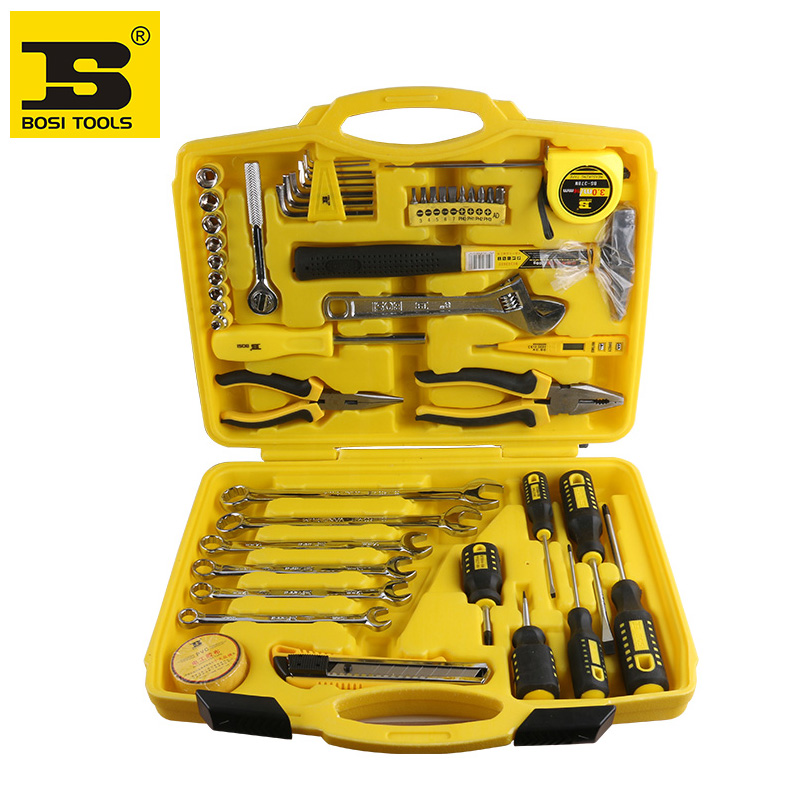 BOSI brand new 50pc mechanics tool set,china top ten brand