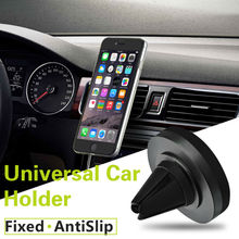 Holders & Stands 360 Rotating Air Vent Mount Car Mobile Phone Holder For iPhone 7 Samsung Galaxy S7 Edge ForHuawei GPS