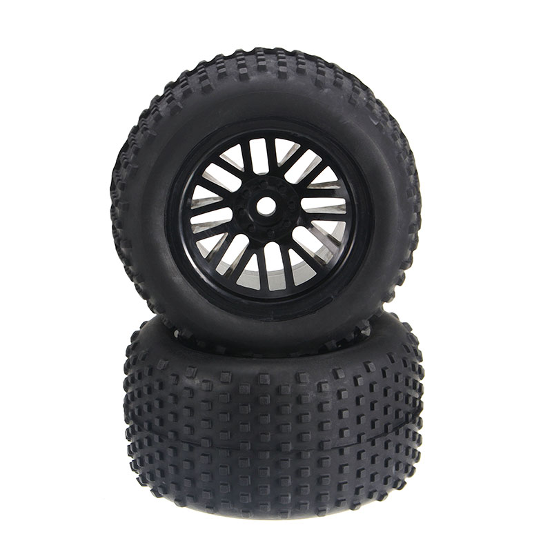 2PCS SST 1937 1/10th Scale Off Road Brushless RC Car Wheel Complete
