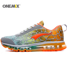 Brand Onemix Running Shoes Men Sneakers Women Sport Shoes Athletic Zapatillas Outdoor Breathable Original For Hombre Mujer 1096