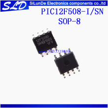 Free Shipping  50pcs/lot  PIC12F508 I/SN PIC12F508 12F508 12F508I SOP8 new and original In Stock