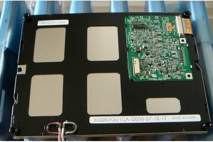 Original 5.7-polegada painel Da Tela de LCD para Mitsubishi GOT1000 frete grátis