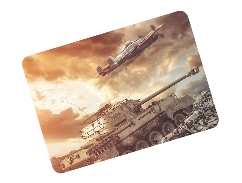 World of tanks mouse pad Smooth cool LOGO mousepad laptop mouse pad gear notbook computer gaming mouse pad gamer play mats