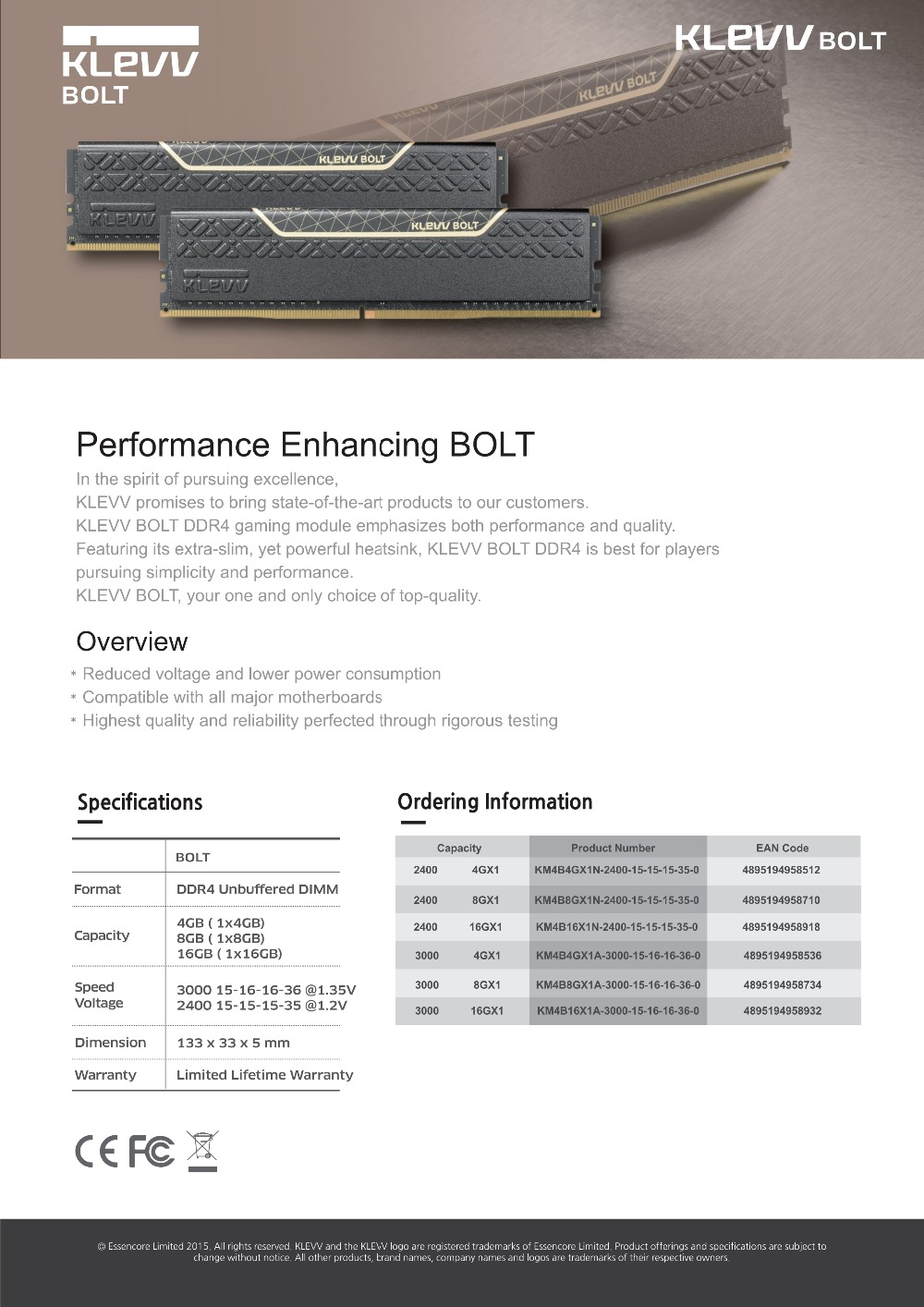 20170912_Product Sheet_EN_OC Bolt_V.1.0_S_1