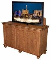 Электрическая автоматическая ТВ Лифт полки с дистанционным Управление для отель домой кровать мебель подходит для 25 50 дюймов плазмы ТВ кро