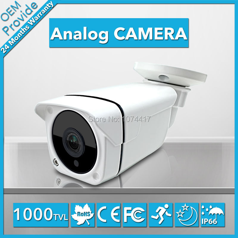 цена на FL-HDS61000LQ With Bracket  CMOS 8239 1000TVL  6 H.LED Waterproof HDIS CCTV Camera With Good Night/Day Vision
