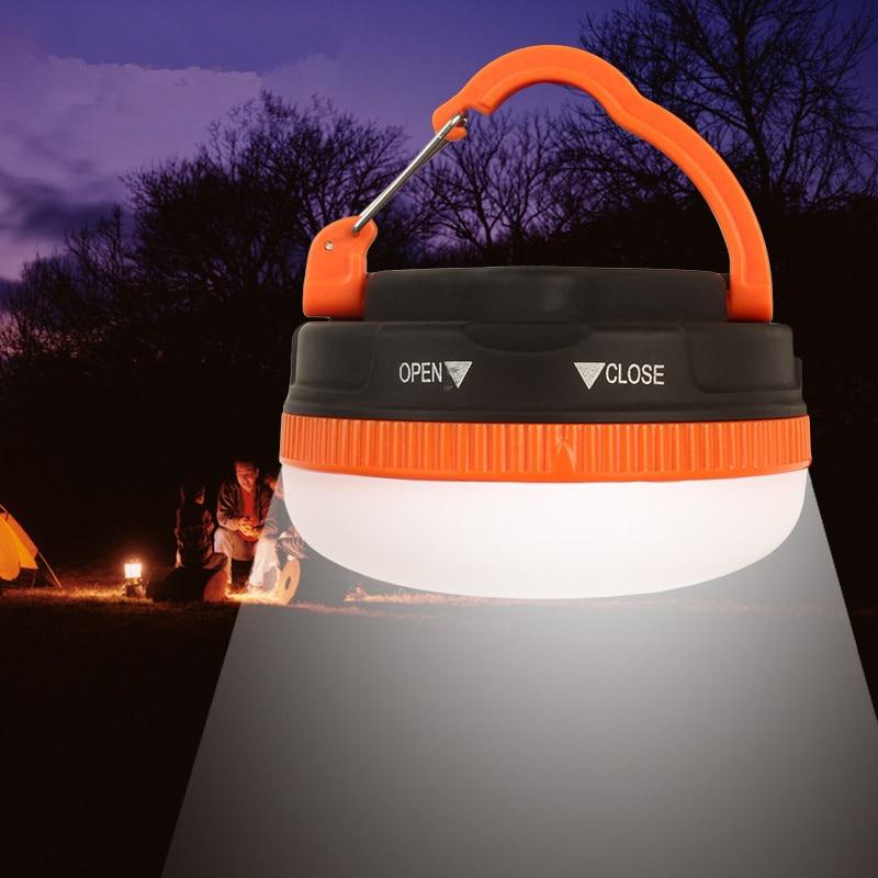 Портативная лампа, уличный фонарь для кемпинга, фонарик для пеших прогулок, ночные светильники, фонарь, 5 режимов, магнит, крючок, лампы для ч...