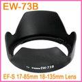 Оптовая 1 ШТ. EW 73B Штык EW-73B EW73B формы цветка Объектив бленда Для Canon EOS EF-S 17-85 мм F4-5.6 IS 18-135 мм f/3.5-5.6 ЯВЛЯЕТСЯ