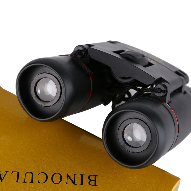 Image 5 - Zoom Telescope 30x60 Folding Binoculars with Low Light Night Vision for Outdoor Bird Watching Travelling Hunting Camping-in Monocular/Binoculars from Sports & Entertainment