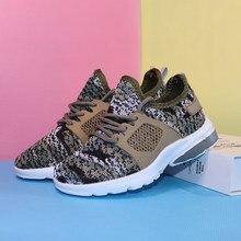 c4a207bd48de3 Étudiants chaussures d école garçons sneakers Tissu chaussures  décontractées filles à lacets respirant chaussures de