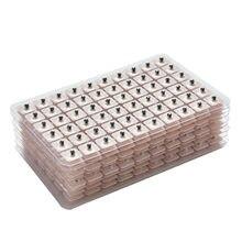 600 pçs/lote orelhas de relaxamento adesivos acupuntura agulha orelha vaccaria sementes massagem auricular-paster imprensa sementes