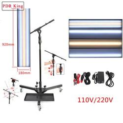 PDR Striscia di Bordo Linea di Paintless Dent Repair Tool Kit Lampada Riflettente Borde 12 v PDR Bordo lampada