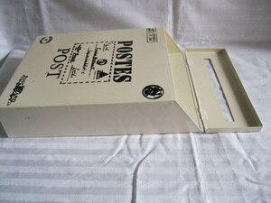 Image 3 - Buzón de correo a la moda, caja de periódico, Color blanco