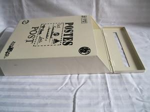 Image 3 - Casella di posta di modo di latta Giornale scatole casella di posta elettronica della scatola di Colore Bianco