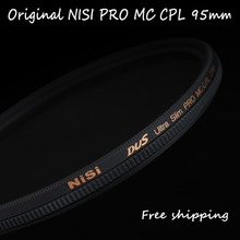 Nisi pro mc cpl 95mm ultra-thin multi-layer circular polarization professional coating Filter polarized