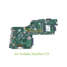 V000325170 Main Board For Toshiba Satellite C55 C55T Laptop Motherboard N2820 CPU SR1SG DDR3 1310A2623103
