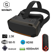 Sovawin H3 All In One VR Headset 3D Smart Glasses Virtual Reality Goggles VR Helmet 2K