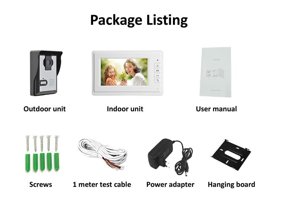 Doorbell Talk Screen Vision 2