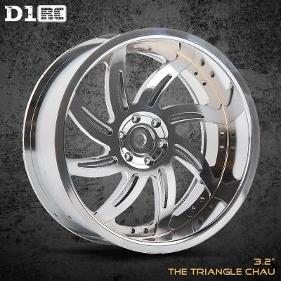 4pcs D1RC 3 2 Inch RC1 10 1 8 Rock Crawler Beadlock Wheel Rim For Traxxas