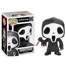 Funko pop Scream ghost face Action Figure Anime Model Pvc Collection Toys For children Gifts(China)
