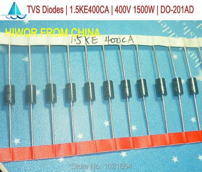 Transient Voltage Suppressors 1500W 6.8V Bidirect TVS Diodes 5 pieces