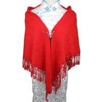 Shawl girl autumn fringe scarf ponchos and capes scarves women 2018