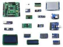 Openep4ce10-с Пакет B # EP4CE10 EP4CE10F17C8N ALTERA Cyclone IV FPGA Развития Борту + 18 Дополнительные Модули Комплекты