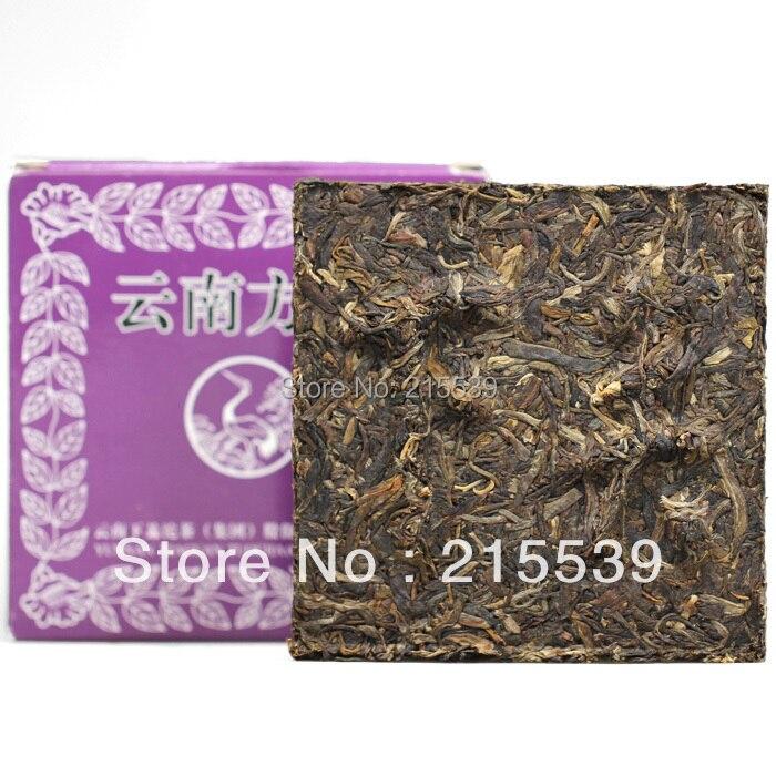 [GRANDNESS] 2010 yr China Yunnan Xiaguan Toucha Group Raw Sheng Puer Tea Pu'er Pu Erh Er Brick 125g