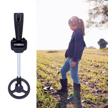 Underground Metal Detector to Search the Treasure Discrimination Control Coins Gold Finder Hunter for Science Education(China)