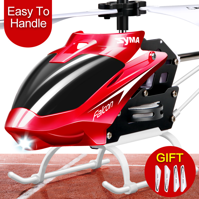 Syma W25 2 Channel Indoor Mini RC Helicopter Drone 2 Channel Indoor Remote Control Aircraft with Gyro Radio Control Toys gift-in RC Helicopters from Toys & Hobbies