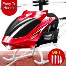 Syma W25 2 canales interior Mini RC helicóptero Drone 2 canales interior Avión de Control remoto con Gyro Radio Control juguetes regalo