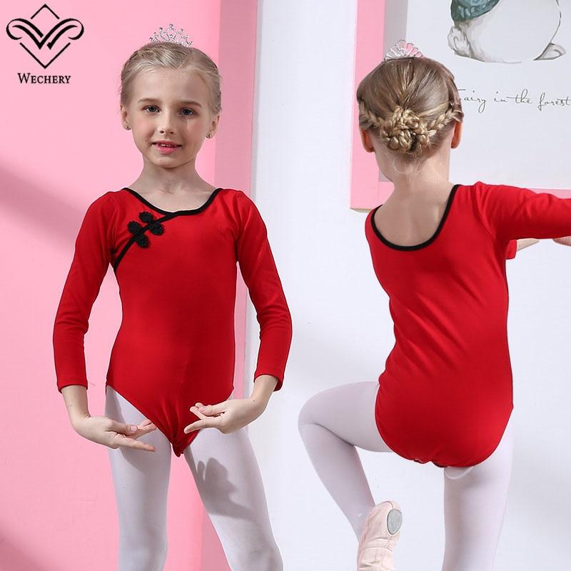 a96ce1cf3 Skin Bodysuit Children Girls leotards gymnastics for girls ...