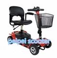 9 pulgadas de cuatro ruedas plegable desmontable de alta calidad scooter controlador PG