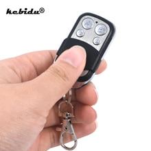 Kebidu 433Mhz modulo ricevitore telecomando senza fili trasmettitore RF clonazione elettrica porta del Garage portachiavi automatico