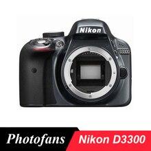 Nikon D3300 DSLR camera-24,2 Мп-1080 P видео-без фильтра низких частот