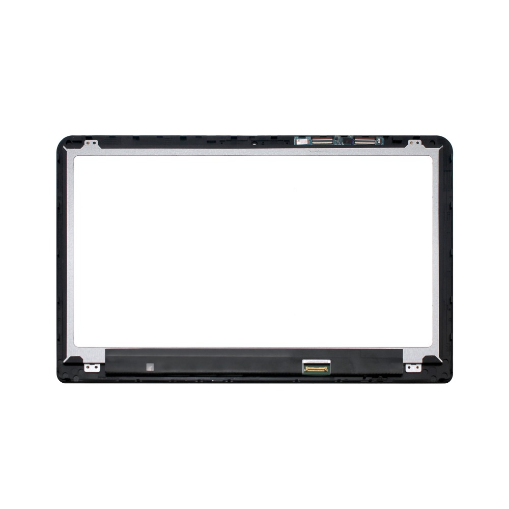 15.6 inch Laptop LCD Display Touch Assembly+Bezel for HP Pavilion x360 15 bk series 15 bk002nia 15 bk056n 15 bk021nr