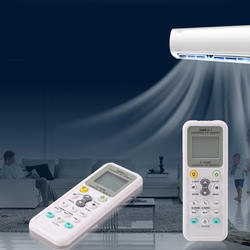 Универсальный K-1028E A/C ИК-пульт дистанционного управления кондиционер домашний ЖК-пульт дистанционного управления гаджет по всему миру для