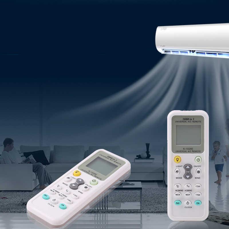 Универсальный K-1028E A/C ИК-пульт дистанционного управления кондиционер домашний ЖК-пульт дистанционного управления гаджет по всему миру для домашнего кондиционера