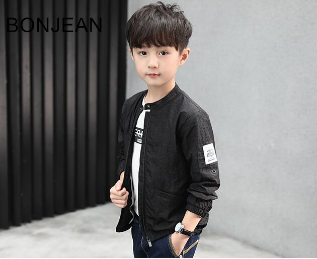 Boys jacket autumn 2019 new boy thick Korean winter clothes childrens  baseball uniforms tide coct bu7239Boys jacket autumn 2019 new boy thick Korean winter clothes childrens  baseball uniforms tide coct bu7239