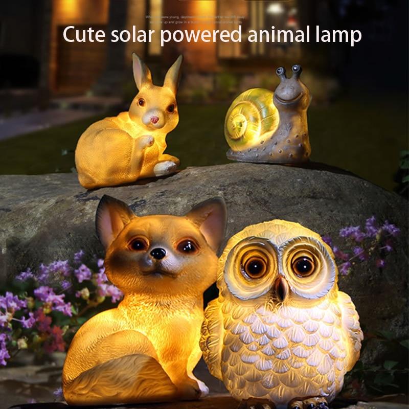 LED Night Light Resin Cartoon Snail Solar Lamp Baby Bedroom Nursery Decoration Breathing Lamp Children Kid Girl Christmas Gift
