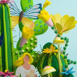 Image 4 - Modelado de arcilla mágica Robus con juegos de herramientas, rompecabezas de barro colorido 3D, moldeado ultraligero No tóxico, arcilla para artesanías, manualidades DIY