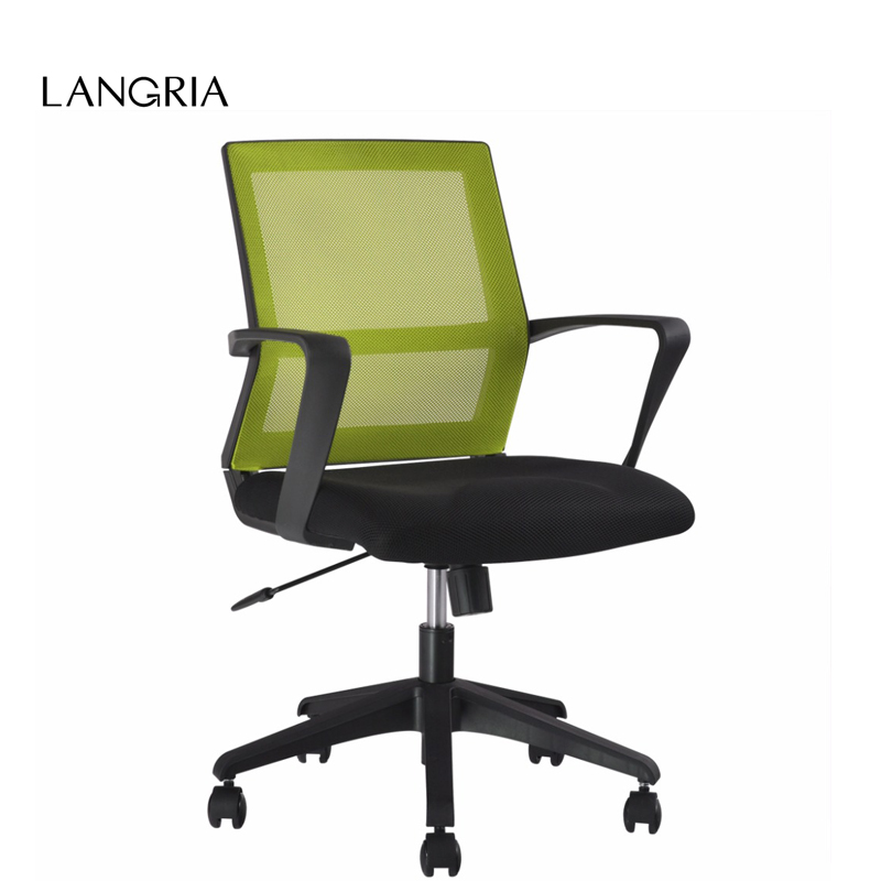 AU In Stock Fully Adjustable Green LANGRIA Mid Back Green