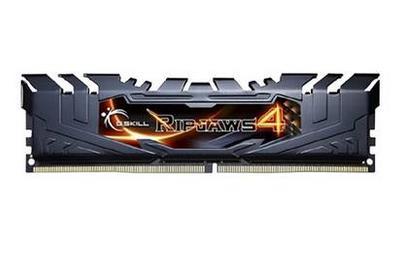 G. Skill Ripjaws 4 Série F4-2400C15S-8GRK DDR4 2400 mhz 8 gb De Bureau Mémoire (Bentley Noir) - 3