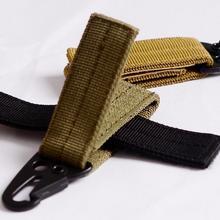 Carabiner High strength nylon tactical backpack key