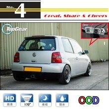 Камера автомобиля Для Volkswagen VW Lupo Высокое Качество Заднего Вида Резервного Копирования водонепроницаемые Свойства Камеры Для PAL/NTSC Настройки | CCD+ RCA
