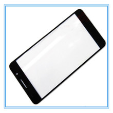 5pcs/lot For Huawei Honor 6 A+ Touch Screen digitizer Outer Glass For Huawei Honor 6 Front glass White Black Color Free Shipping